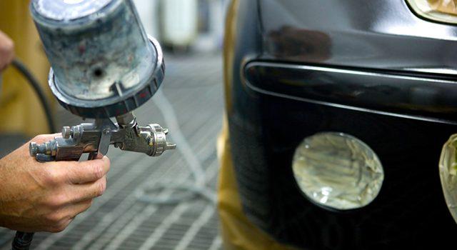 Auto Detailing Procedure