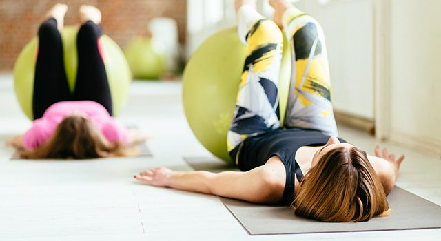 Amazing Discovery – Using Pilates to Relieve Chronic Neck Pain