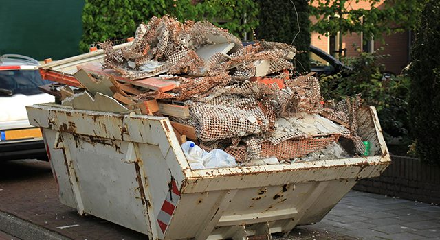 All Houses And Businesses Need to be Cleared of Rubbish From Time to Time