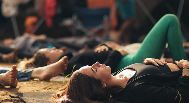 Getting Started in Pilates Classes